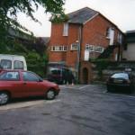 Back & Car Park